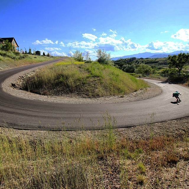 Its Friday! Go skate some hairpins. Here's a perfect example how from @fishburn801 photo @dagankay #wemakerayne