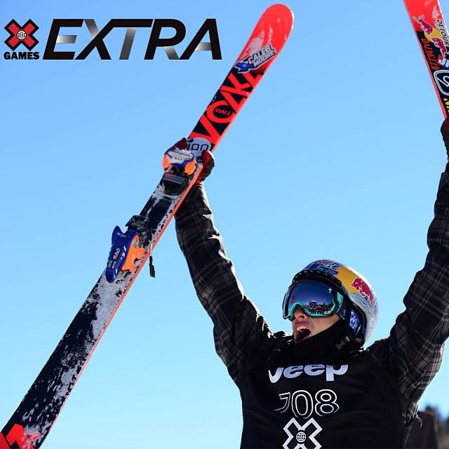 We are LIVE right now with X Games Extra. Head over to XGames.com and chat live w/ @nickgoepper and more to close out X Games Aspen 2014!