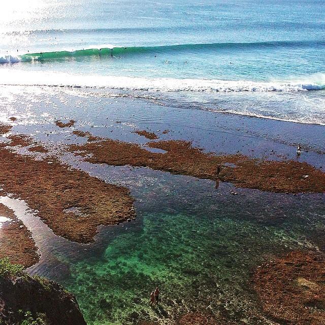 #Bali #surftrip #legends  spiralshoes #freedom  El que sabe, sabe..