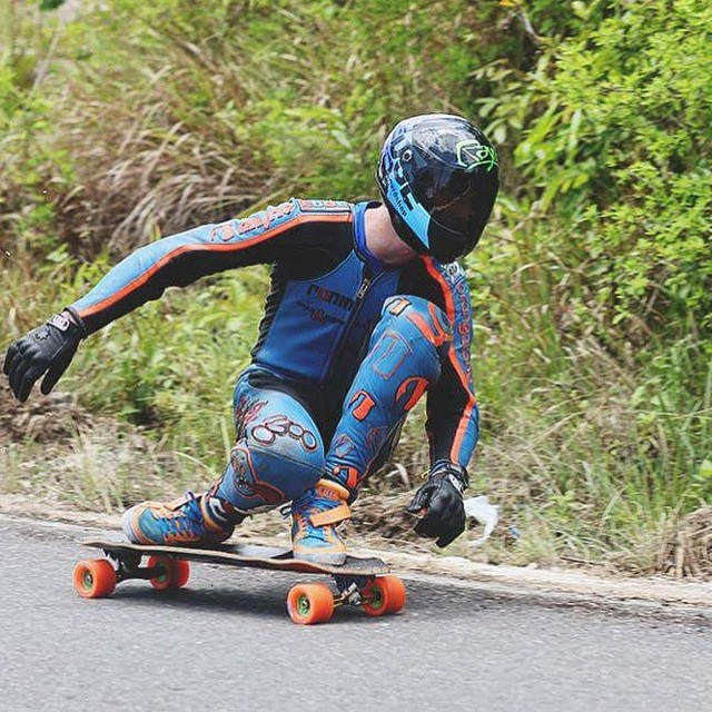 #vicious team rider @patrickswitzer killing it on the #vlt2015 and setting a new track record during last weeks #veggie high race in the #Philippines . Yeah Pat!