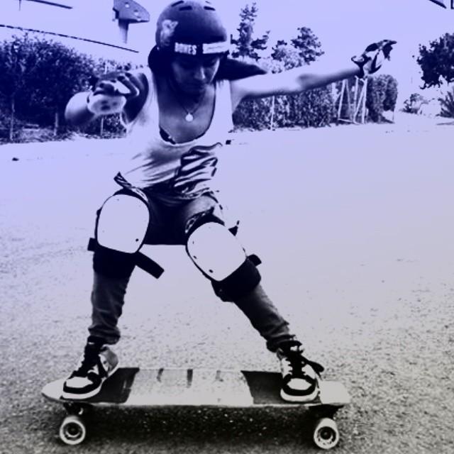 Jandy Saaabe! Por eso ella elije #WikaSport ! Utiliza el código de descuento 30%off al finalizar tu compra!  #Longboard #longboarding #longboards #longboarder #longboardlife #longboarders #longboard4life #longboardlove #longboardsworld...