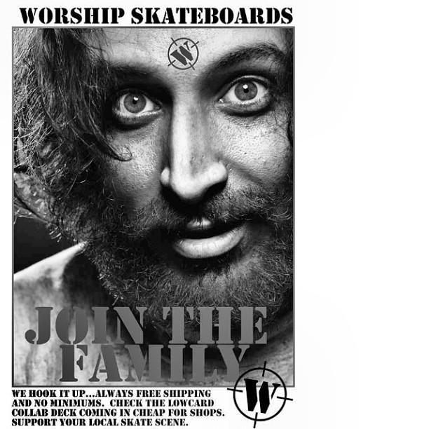 Old @lowcardmag ad shot by @jadmagaziner #charliedontsurf