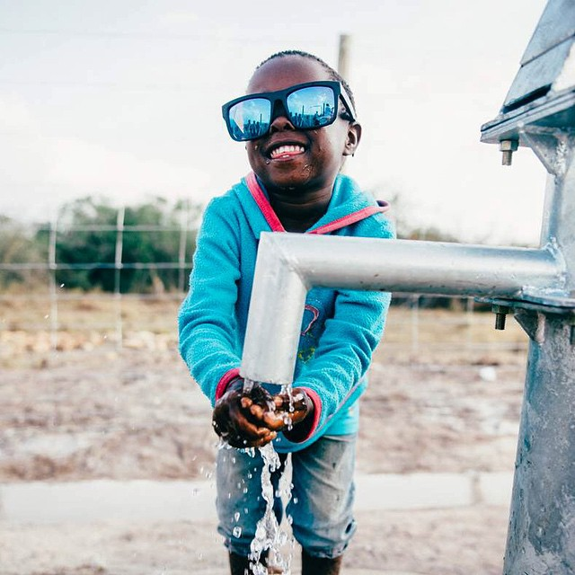 We're Happy to help our friends at @thirstproject by donating $20 of every sunglass purchased on spyoptic.com, 6/15-6/30, to support global water projects and local education programs.  Shop with a purpose through the link in our bio.  #seehappy...