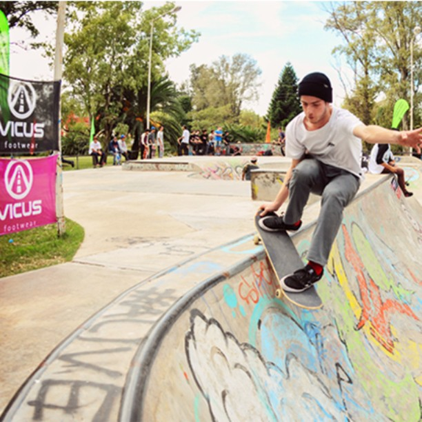 Hoy sale #Skate:#SmithTailgrab de @tucadepucho