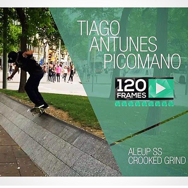 @picomano é destaque no 120 Frames desta semana do site da @12mmskate. Saiba mais em www.qix.com.br  #qixteam #qix #skate #12mmskate #video #skateboard #skateboarding #skateboardminhavida