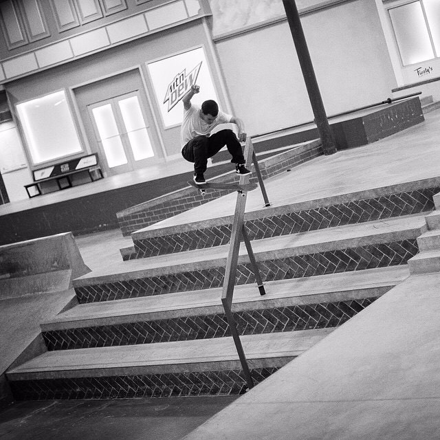 The newest addition to the Element family, @masonsilva, has an epic #bangin up on The @berrics >>> Check it out >>> The future is bright #elementAms
