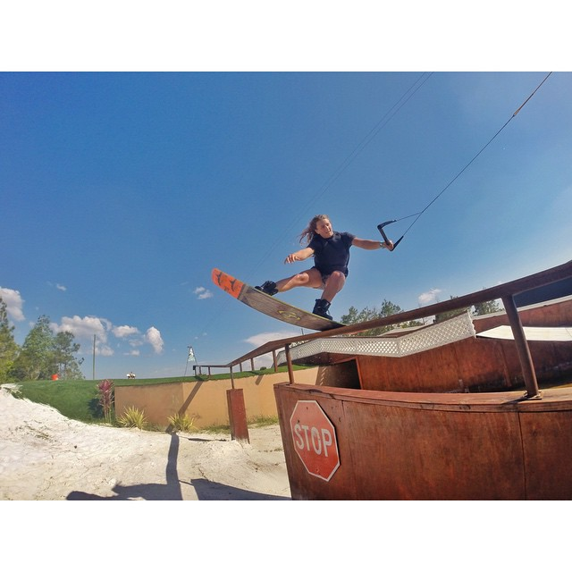 @jamielopina has been tearing her way through 2015. From shredding at Lake Ronix, to occupying the top of podiums. #ronix2015 #kinetikproject #womenofronix #aquaticresearchanddevelopmentlab #fortifiedwithlakevibes