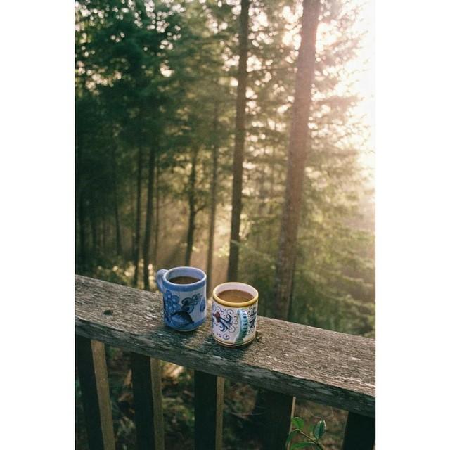 Buen día empieza con un buen café ! ☕️