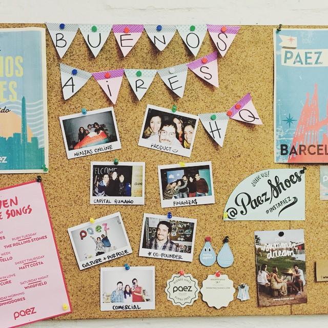 Born and raised in Argentina #BuenosAires #Paez Headquarters #PaezTeam #Dreamteam