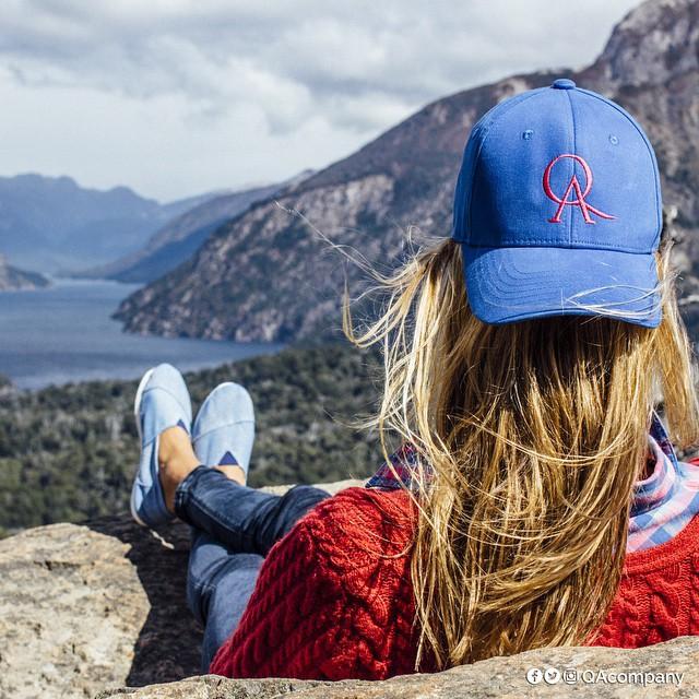 Un paisaje del Sur para contemplar, Actitud para disfrutar #TheQALife #ActitudQA www.QA.com.ar PH. @zuccvic