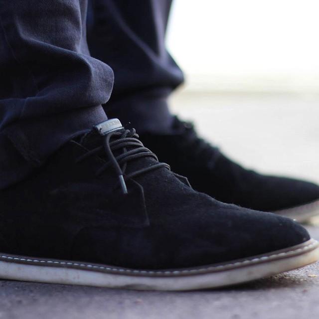 Del Mesa Black #AW15 #VolcomFootwear #TrueToThis