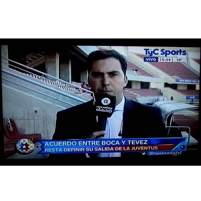 @carlosivanpereira está feliz y más agrandado que nunca