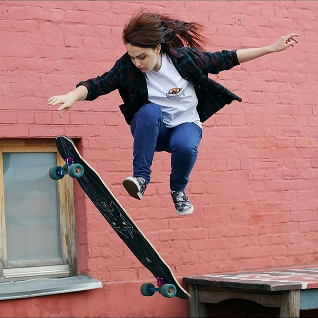 Go to longboardgiscrew.com and check a new movement called Boys' Club which reports sexism in skateboarding from a male point of view. Watch the video & read their statement, you won't be disappointed and neither are we.  Thanks boys, let's do this...