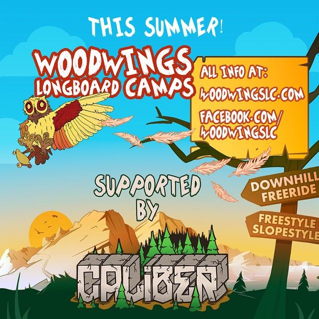 We're hyped to announce we're an official sponsor of @woodwings_lc this year! WoodWings Longboard Camps is a camp for riders by riders!