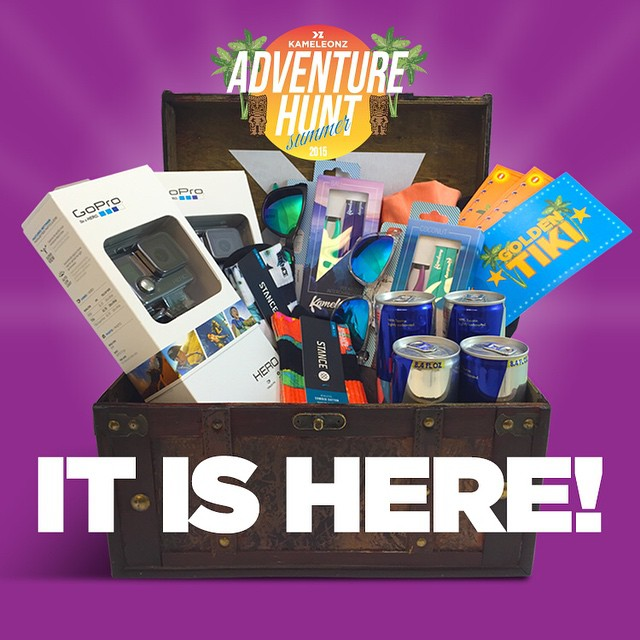 IT IS HERE!! The Adventure Hunt has officially kicked off for Utah & Florida! We'll be announcing 8 more next week and they will be buried in the areas with the most registrations - so spread the word to get a treasure buried near you! For those of you...
