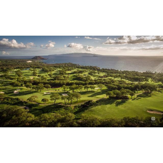 On a day like this, who wouldn't want to golf?  Credit: @RandyJayBraun  #DJI #Phantom3 #IamDJI #DJICreator #Dronesaregood #PhantomWednesdays