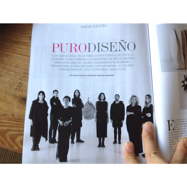 Publicación en la Revista Paula / Montevideo, Uruguay. #mambouy