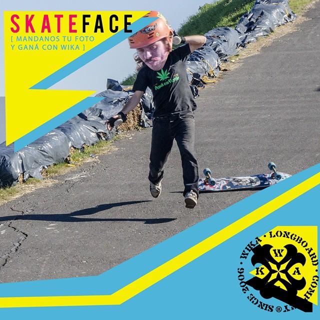 ¿Queres probar las Wika Whells? Dale entonces participa y Wika Sport te las auspicia. Es muy fácil tenes que publicar tu mejor cara de skate en los comentarios. 1- Me gusta a la página 2- Me gusta en la publicación 3- Comentar con tu foto SKATE-FACE...