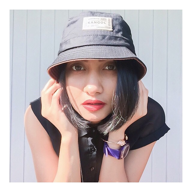 UPC Bucket Hat #kangol (via @verissaa)