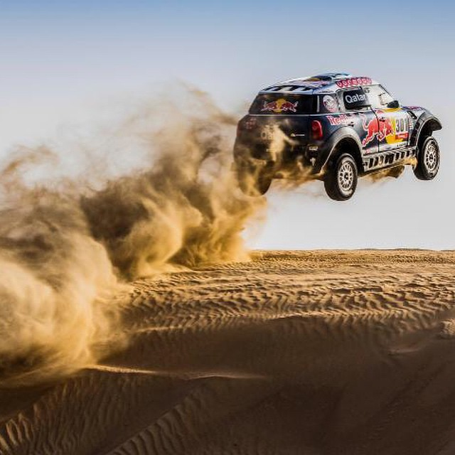 "He did, in fact, ""send it."" @nasser_dakar"
