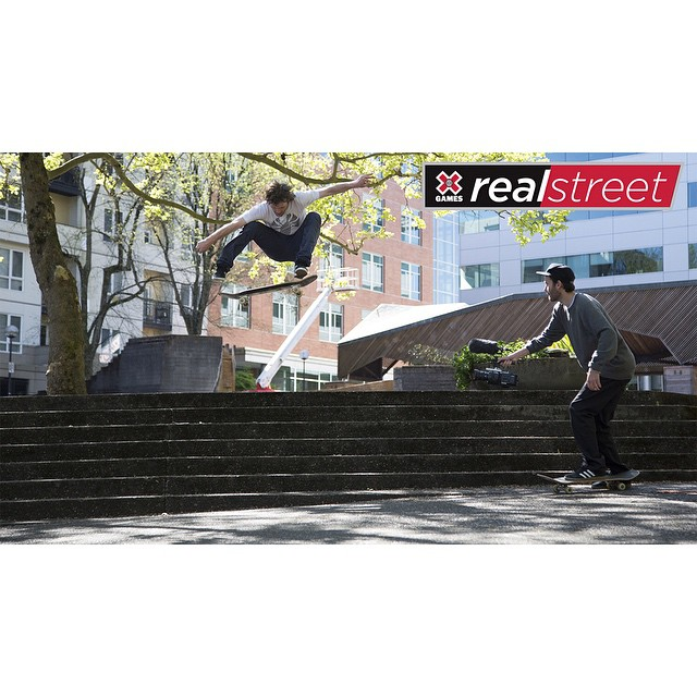 All nine brand new #RealStreet edits are now LIVE!  Click the link on our profile page to check 'em out. (