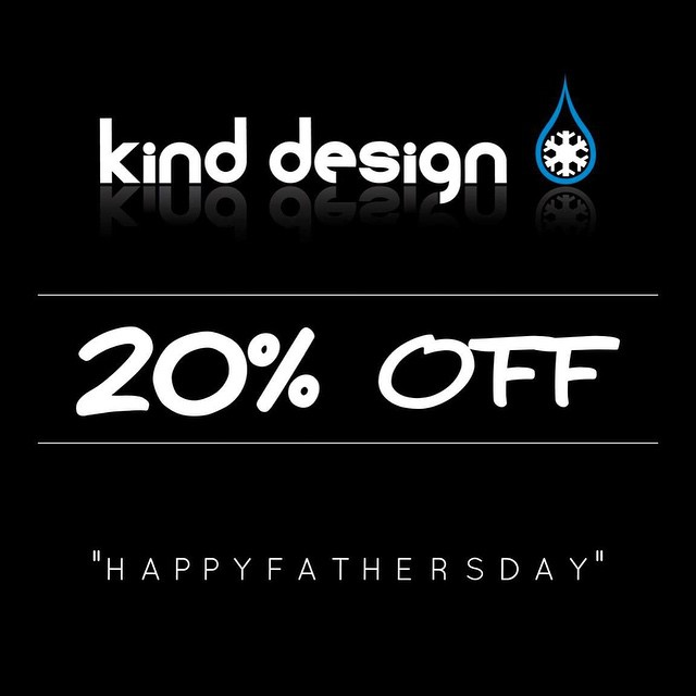 "20% off for Father's Day with the coupon code ""happyfathersday"". There is still time to get your last minute gifts! Being a good dad is the most important job a man can have... thank you to all the dads who make a difference out there. Our little KIND..."