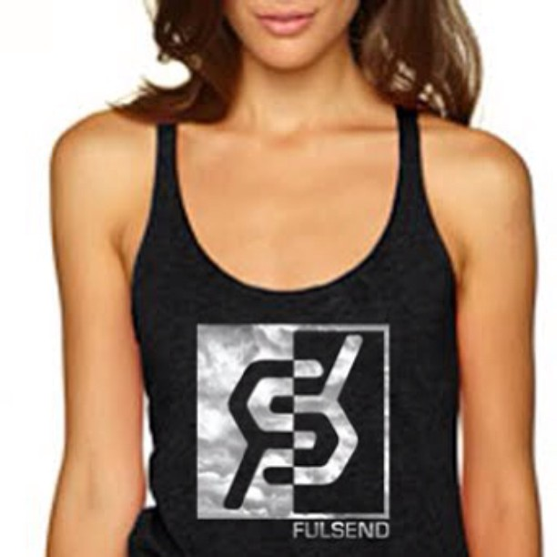 """New """"Sky's The Limit"""" Women's Tank Top available now! #JustSendIt #skysthelimit #tanktop #summer"""