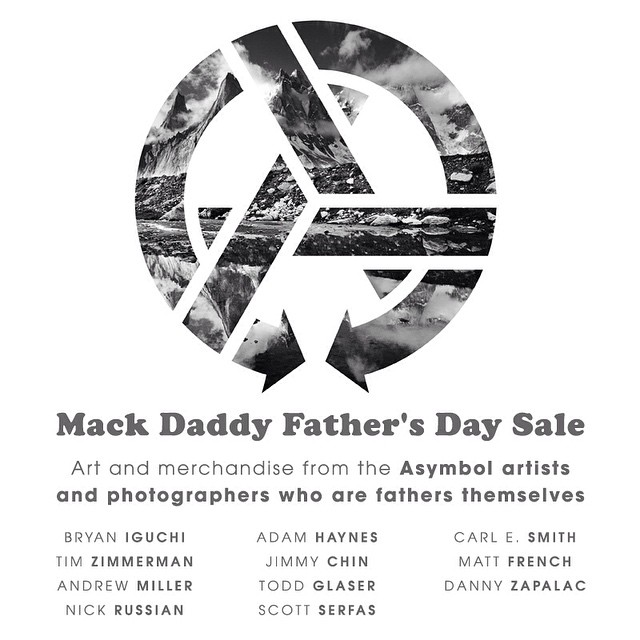 Don't forget Dad! (And what is possibly the best sale that we have ever had.) Offer ends 6/22. Link in the gosh dang profile. #fathers day #asymbolart