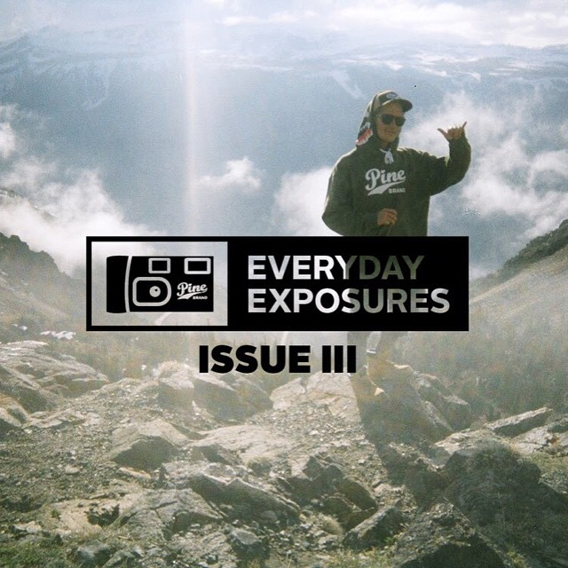 Issue III of Everyday Exposures from @3rikhilb is now live! (link in profile) // We gave disposable cameras to our team members, brand ambassadors, and people we thought were badass in general. We simply asked them to document their life: from grand...
