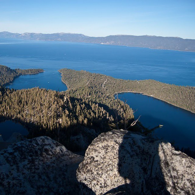 Everyone knows what Emerald Bay is. But for this week's #WhereOn89, you must post the name of the lake that's just south of the bay. Post correctly and be entered to win a #CA89 goodie bag!