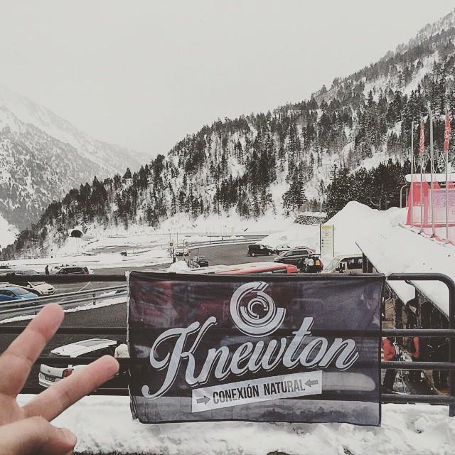 Volviendo al Origen. Knewton en el L' Hortell, en Arcalís - Principat d'Andorra!  Since 2009 Chasing a Dream! .:Conexión Natural:.