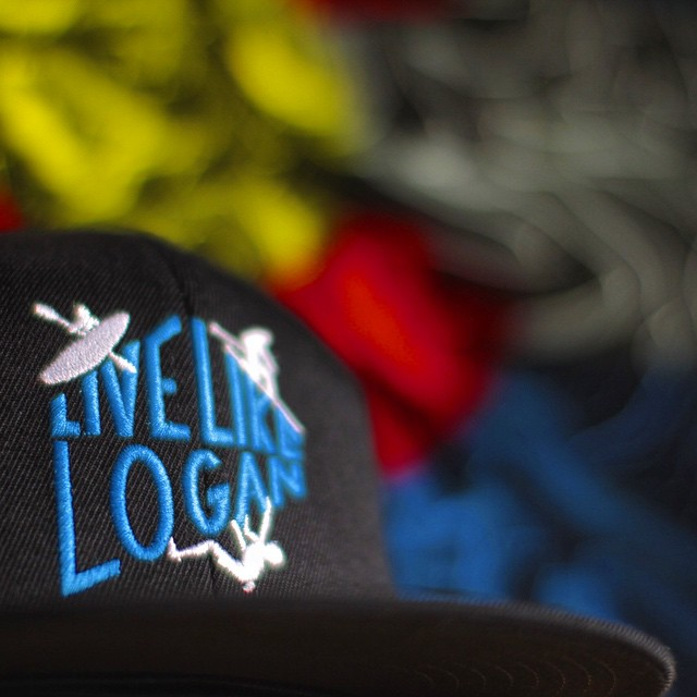 Live Like Logan hats came out great and are available at kinddesign.co. Proceeds are going to help his mother with memorial expenses, and to help fund a tribute video being made by Bjorn Bauer @bjornbauerphoto and friends. Thanks for all the support......