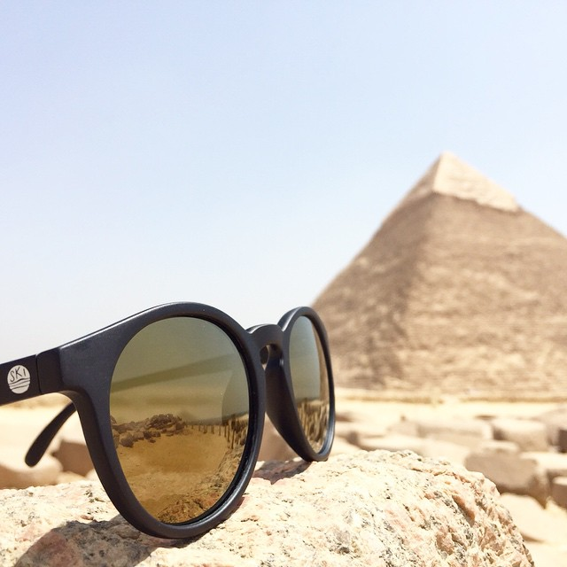 Sunskis in Egypt! ☀️