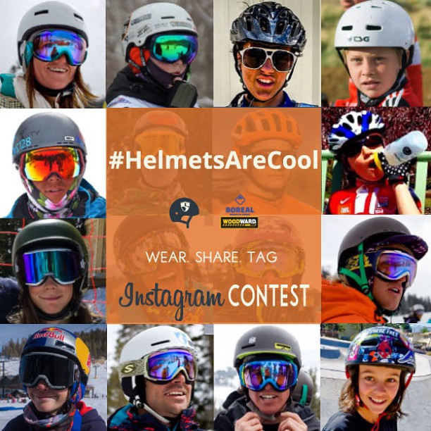 Show off your helmet this month for a chance to win a Bunker Pass @woodwardtahoe & if we repost, we'll send you something! Share it with us using tags #helmetsarecool @hi5sfoundation & @woodwardtahoe.
