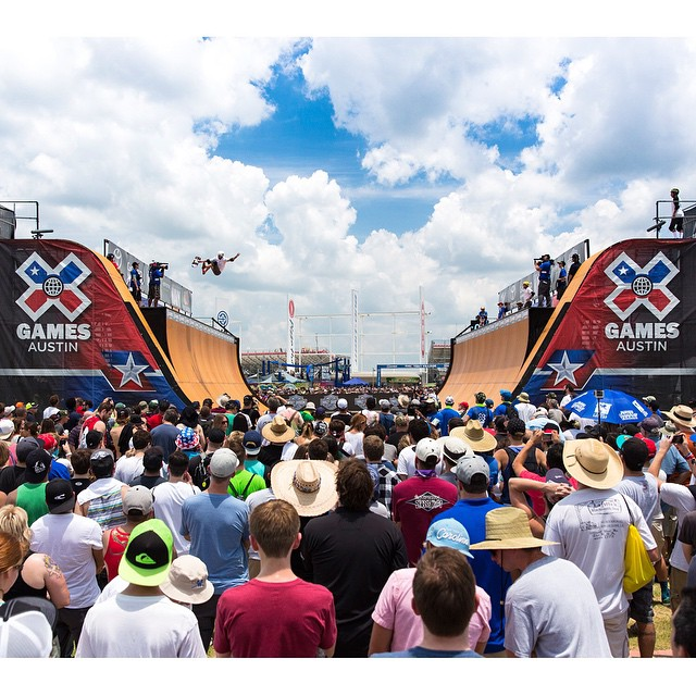 Our World of #XGames Austin Festival Show will air tomorrow at 3 pm ET/1 pm PT on ABC! (