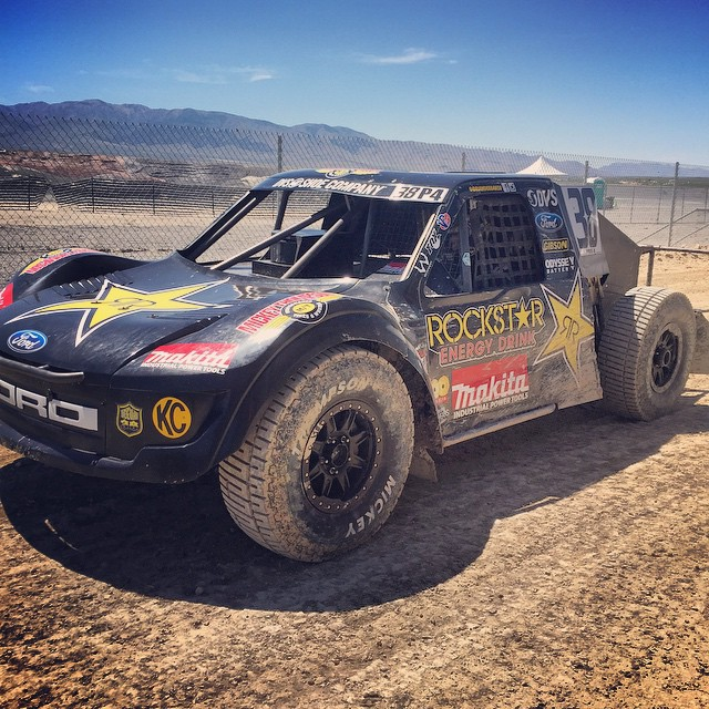 Solid practice today at @lucasoiloffroad in @millermotorsportspark Utah