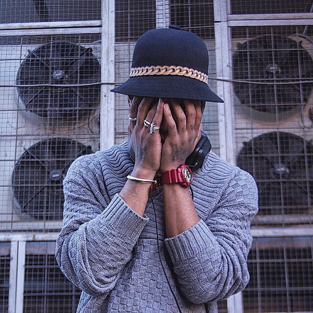 The #kangol tagged Instagram photo of the week is from @jacques_anthony