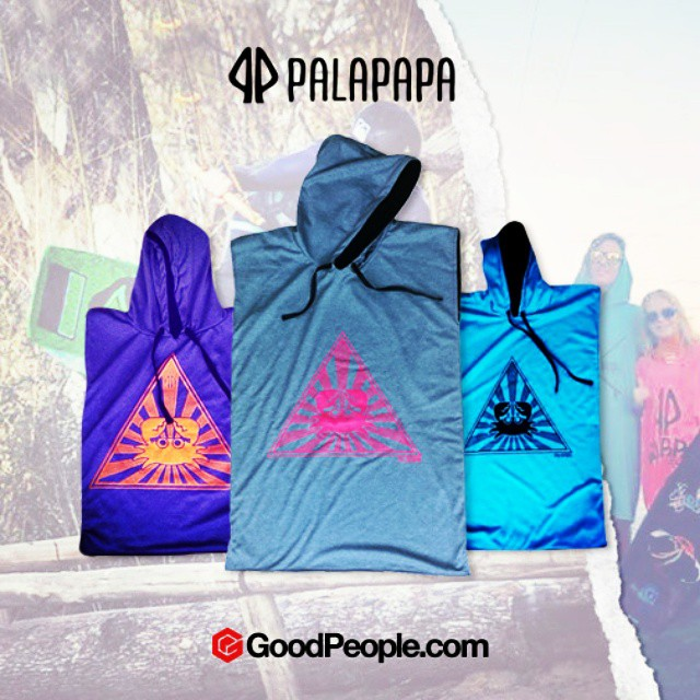 PALAPAPA & GOODPEOPLE @goodpeoplearg @palapapa_  #surf #wakeboard #sup #kitesurf #skate #shop #gobigdogood #palapapa #market #cool #clothing #new #style #perfect #wear #changers #poncho