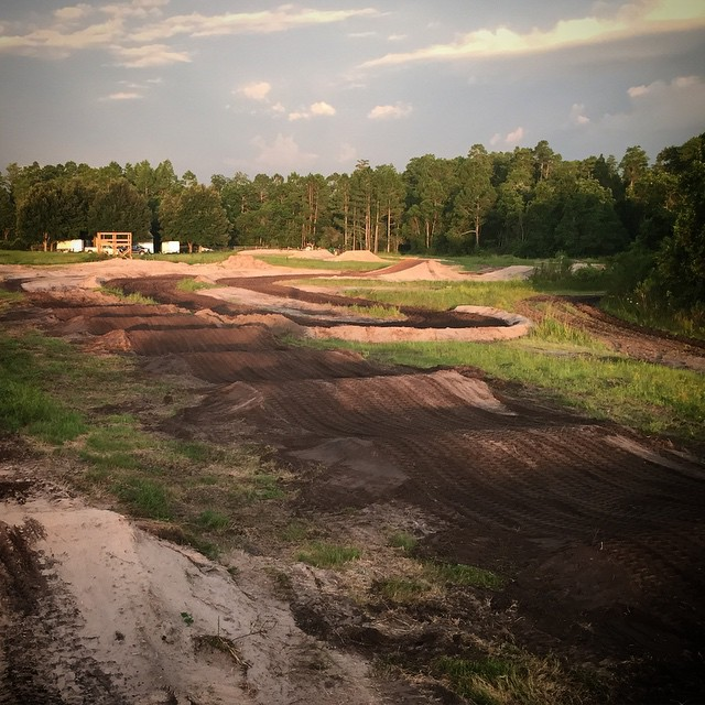 The Den is looking better and better... Can't wait for the riders to shred the course! #wolftrainingacademy #moto #motodirt #motocross #prettydirt #florida #orlando #shredtime