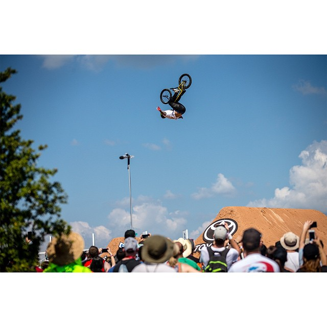 Our World of #XGames Austin Festival Show will air TODAY at 3 pm ET/1 pm PT on ABC! (