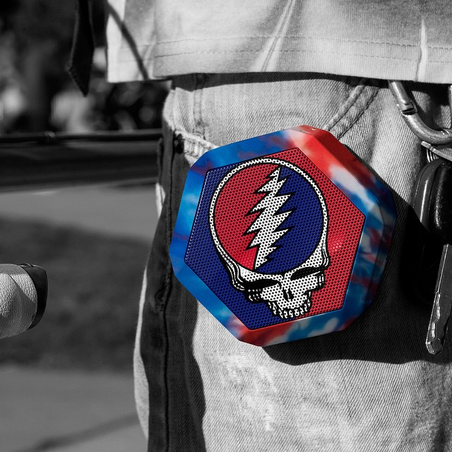 Who got the Grateful Dead speaker?! We shipped out a ton this week! Concert is on Friday in da bay. #legendary #veryrare