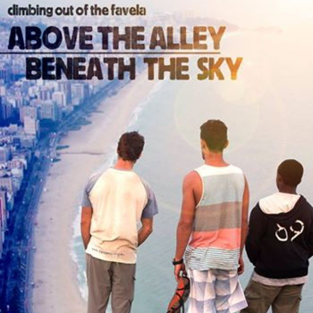 Tonight's the night! The beginning of the #ca89adventurefilmseries! We'll be showing the feature film Above the Alley, Beneath the Sky and a couple of short films. Doors open at 7pm, $5 per person.