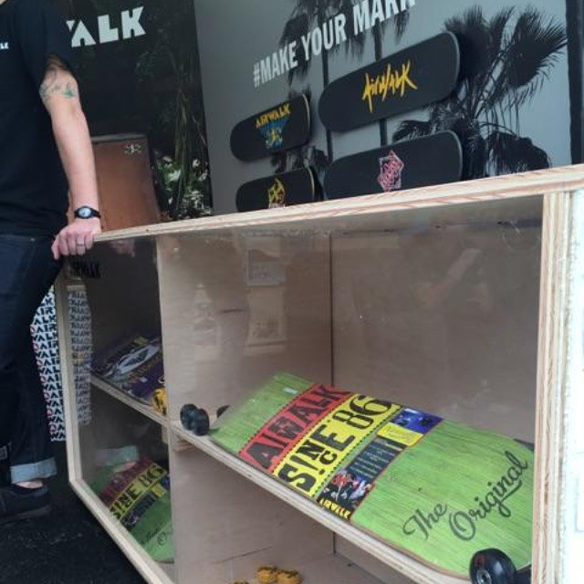 Live from @DewTour Chicago! We've got some awesome things happening at our booth all weekend so be sure to stop by! #dewtour #makeyourmark