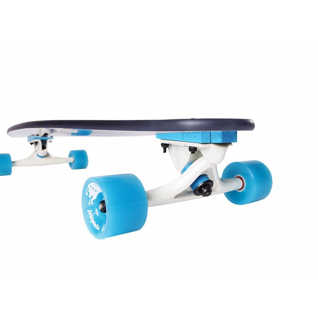 Normally $249, the Jelly Man O' War is currently on sale for $146 with shipping included! Visit www.jellysblock.com to be the first to have one this summer!  #jellyskateboards #blockrisers #jellymanowar #longboard #jellyrolls
