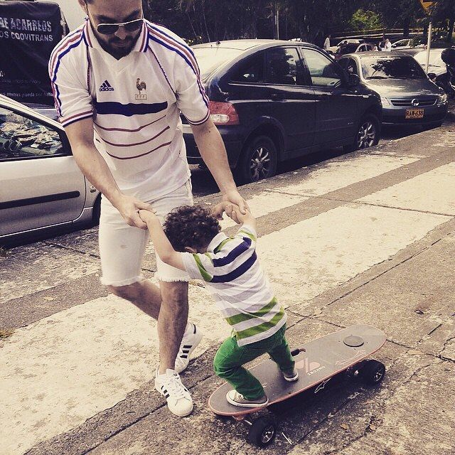 ZBoard thanks all the dads out there!