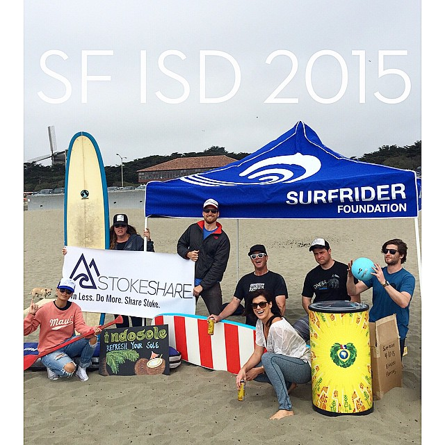 Come on down we just set up! #ISD2015 #internationalsurfingday