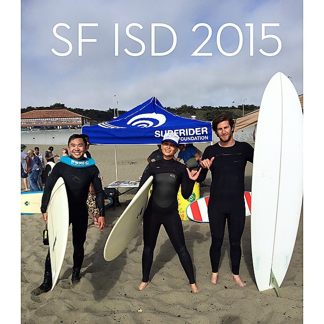 ⬅️SF Surfrider Chapter Treasurer Michael ⬆️ SF Surfrider Chapter Instagram media ➡️ SF Chapter of Surfrider Chair Brian #sfsurfrider #surfrider #internationalsurfingday #ISD2015 #ISD15