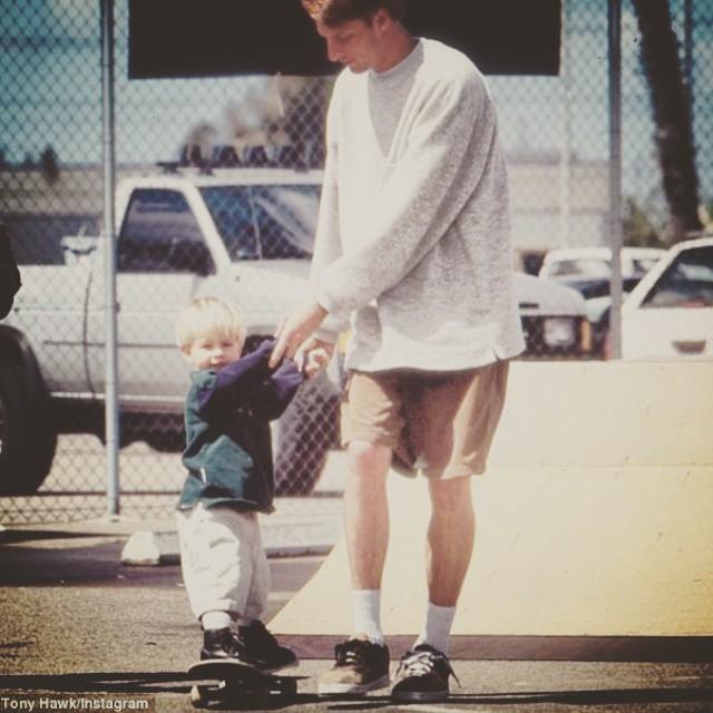 Happy go skate with your dad day.  #goskateday #happyfathersday