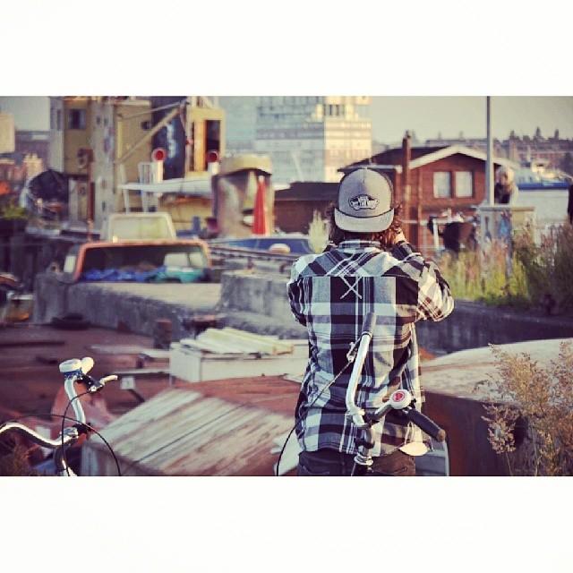 Graaan foto de @renatodonadei en Amsterdam. #teamvans #culturavans