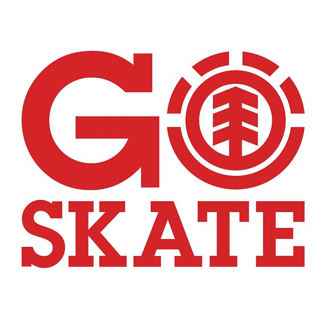 Happy #GOSKATEDAY from all of us at Element! Post aclip of you and your crew skating today with the hashtag #ElementGiveaway for a chance to win a FAT box of element gear!
